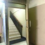akses pintu utama & pintu darurat